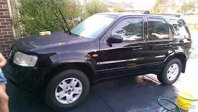 AU7000 • Buy Ford Escape 2004 Zb Limited