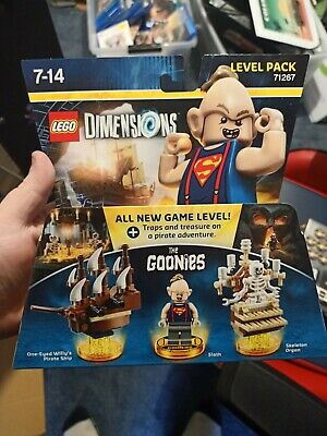 AU30 • Buy LEGO Dimensions Level Pack 71267 - The Goonies Sloth - New Sealed