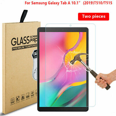 £3.99 • Buy Tempered Glass Screen Protector For Samsung Galaxy Tab A 10.1 2019 T510 T515 UK