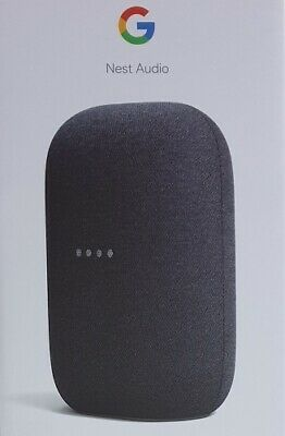 AU149 • Buy New Google Nest Audio Smart Speaker With Google Assistant (Charcoal)