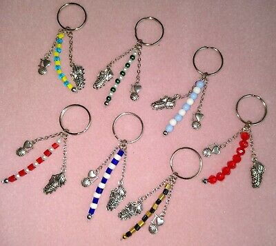 £3.25 • Buy Football Themed Keyrings - Liverpool, Manchester City Manchester United & More