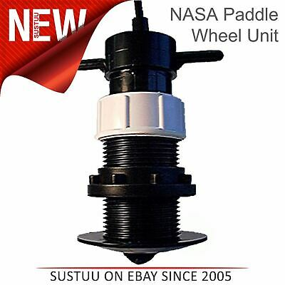 £36.25 • Buy NASA Marine Speed Log Paddle Wheel Unit With Skin Fitting & 7m Cable PWSF