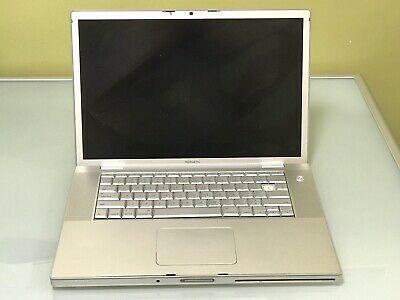 $49 • Buy MacBook Pro 15 Inch Core 2 Duo Early 2008 | 2.4GHz, 2 GB RAM | No HD | FOR PARTS
