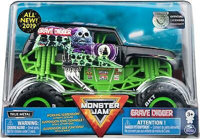 £12.95 • Buy Monster Jam 1:24 Scale Diecast Grave Digger 6056716
