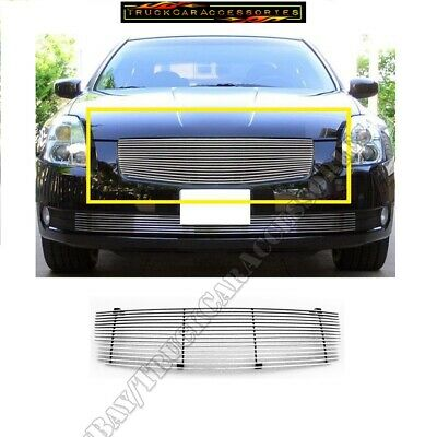 $49.88 • Buy For Nissan Maxima 2004 05 06 Upper Billet Grille Insert Requires To Cut Out S