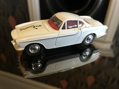 CORGI No 258 THE SAINT VOLVO P1800 MINT TO FACTORY FRESH CONDITION STUNNING • 190£