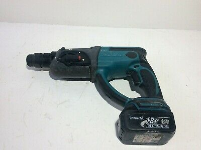 2017 Makita DHR202 18v LXT 3 Mode SDS+ Rotary Hammer Drill + 3.Ah Battery  • 120£