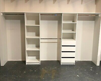 AU359 • Buy Wardrobe Insert Complete Package Assembled