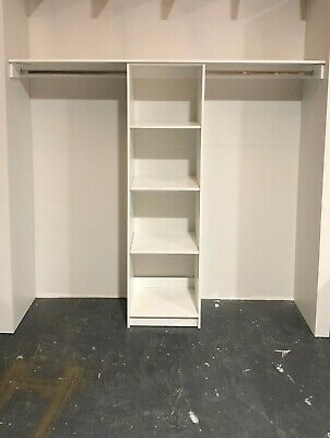 AU149 • Buy Wardrobe Insert Complete Package Assembled