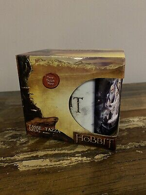 The Hobbit Mug Joy Toy Rare Cup Unexpected Journey LOTR  • 8£