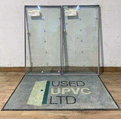 28mm Double Glazed Glass Unit Panes Clear Toughened-new-brand-new • 49.98£