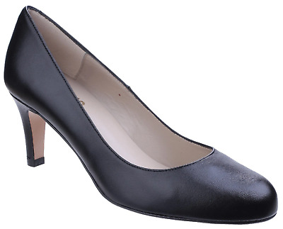 £58.99 • Buy Riva Fermo Leather Court Ladies Shoes