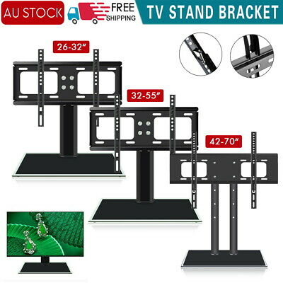 AU35.99 • Buy Universal TV Riser Stand Mount For Samsung Sony Sharp 22-70  LCD LED Sony TCL TV