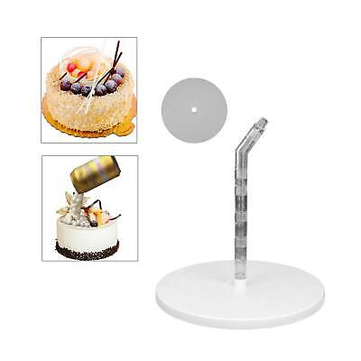 £7.59 • Buy Anti-Gravity Pouring Stand Cake Stand Kit Fondant Decors Craft Making Tools