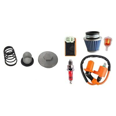 AU22.73 • Buy 1Set Oil Drain Screw Spring Grid GY6 125 150 Engine Oil Drain Screw Kit & 1 W5V4