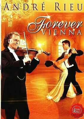 Andre Rieu - Forever Vienna [New & Sealed] DVD • 12.99£