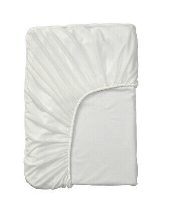 Ikea GRUSNARV KING Waterproof Mattress Protector ✅ 150x200x30cm FAST DELIVERY • 31.99£