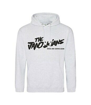 £8.99 • Buy The Janoskians XS Grey Hoodie The Janoskians 'Dogs Are Gonna Bark' 34  Chest