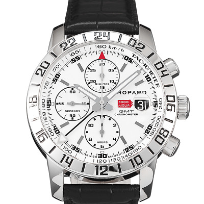 Chopard Mille Miglia GMT Chronograph - 16/8992 - 2011 - Stainless Steel • 2,770£