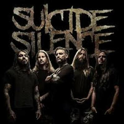 Suicide Silence (CD)   BRAND NEW & SEALED • 4.95£