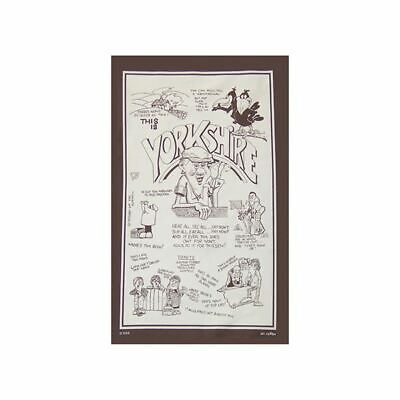 Tea Towel - Yorkshire Dialect • 7.50£