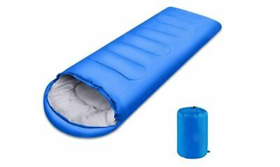 $26.99 • Buy Adult Sleeping Bag W/t Sack For Big&Tall 5-20 Degree Portable Waterproof Camping