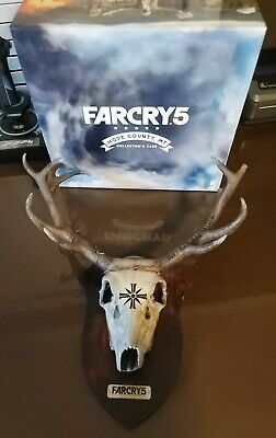 AU516.65 • Buy Far Cry 5 Hope County Collector's Case Edition Rare 6000 Made No Game PS4 Xbox