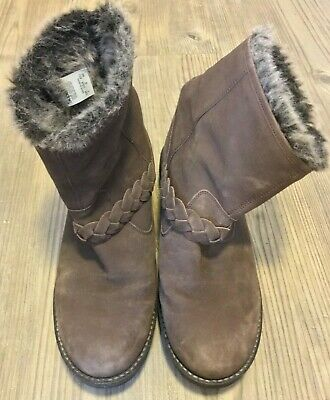 Superdry Womens Boots - Size UK 7 • 19.99£