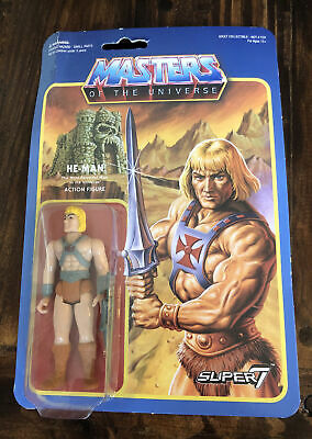 $27 • Buy 2015 Super 7 Masters Of The Universe He-Man 3.75  Action Figure NEW MOTU Retro