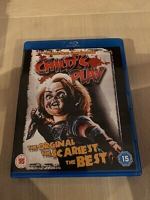 Child's Play Blu Ray In Good Condition • 4.99£
