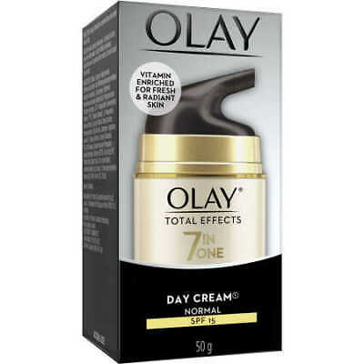 AU24.95 • Buy Olay Total Effects 7-in-1 SPF15 Day Cream - Normal
