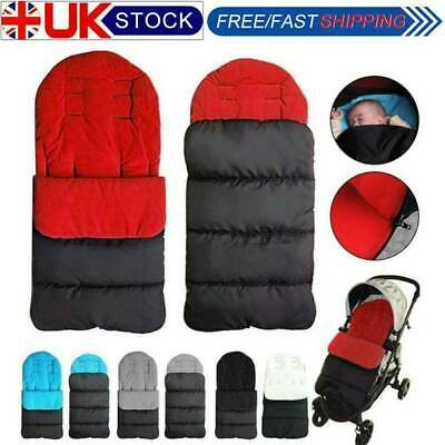£10 • Buy Baby Footmuff Universal Cosy Toes Apron Carrycot Buggy Pushchair Stroller Pram