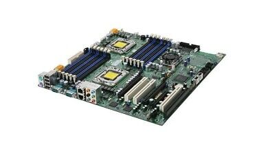$ CDN114.58 • Buy SuperMicro X8DAi-O Intel 5520 Chipset Dual Socket LGA1366 DDR3 ATX Motherboard