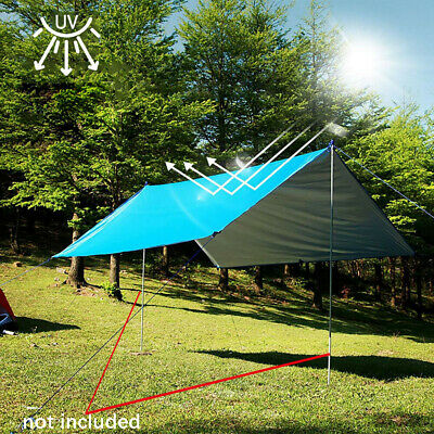 AU54.99 • Buy Portable Outdoor Picnic Camping Canopy Sunshade Beach Tent Waterproof Shelter