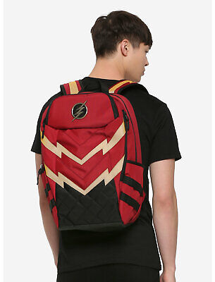 £36.21 • Buy Dc Comics The Flash Built-up Backpack