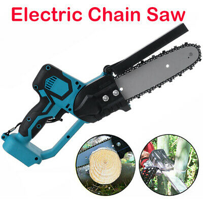 8  18V Electric Cordless Chainsaw Chain Saw Garden Cutting Tool Fit For Makita • 39.99£