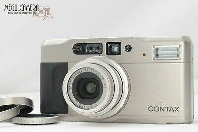 $ CDN617.81 • Buy [NEAR MINT] CONTAX TVS II 35mm Point & Shoot With Data Back From JAPAN (396)