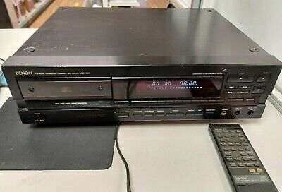 Denon Dcd-1520 Compact Disc Player With Remote  • 200£