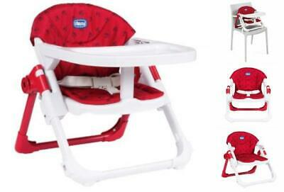 Chicco Highchair Lady Bug Junior 42 CM White/Red 4-teilig • 95.83£