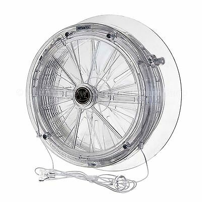 Simon Window Vent A Matic Rotary Fan DGS 106 With Stormguard For Double Glazing • 101.99£