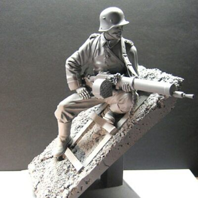 £20.14 • Buy 1:16 120MM Resin Figures Soldiers WWII Military War Theme DIY Assemble And Paint