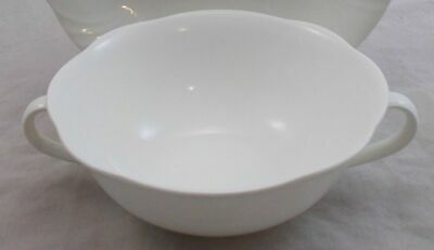 Villeroy & And Boch ARCO WEISS White Soup Coupe / Bowl NEW NWL • 32.99£