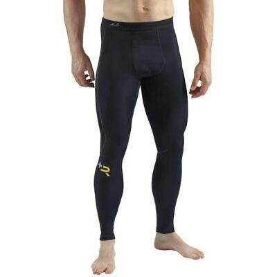 Sub Sports Mens R+ Elite Recovery Compression Fit Long Tights Legging Baselayer • 14.95£