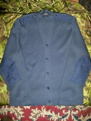 $14.95 • Buy USAF Wool Cardigan 48L Military Equipment Corporation Of America - Made In UK