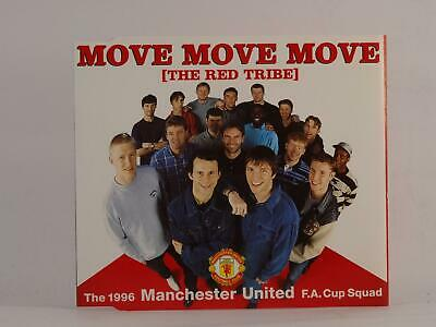 The 1996 Manchester United F.a. Cup Squad Move Move Move (the Red Tribe) (h55) 3 • 2.46£