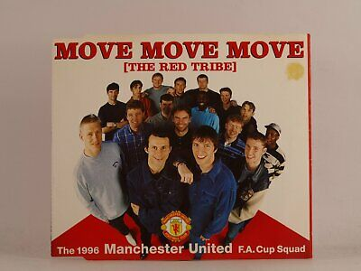 The 1996 Manchester United F.a. Cup Squad Move Move Move [the Red Tribe] (a11) 3 • 2.48£