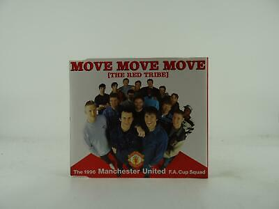 The 1996 Manchester United F.a. Cup Squad Move Move Move [the Red Tribe] (c34) 3 • 2.48£
