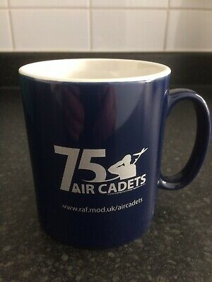 75th Anniversary Air Cadet Mug *open To Generous Offers* • 50£