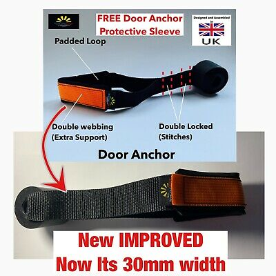 $ CDN13.66 • Buy NEW Door Anchor PADDED For All Types Of Resistance Bands FREE PROTECTIVE SLEEVE