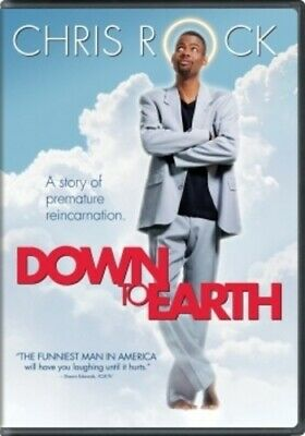£5.38 • Buy DOWN TO EARTH DVD, New Sealed!!
